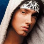 Eminem leads singles chart ahead of album release
