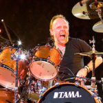 Lars Ulrich drum lesson up for auction