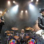 ZZ Top enter the studio with Rick Rubin