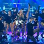 Ke$ha ditches 'Nazi' dance stage outfits for 'X Factor' performance