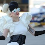Lady Gaga arrives in Australia with style