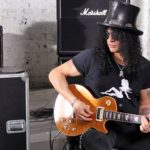 Slash angry his new album may not get airplay