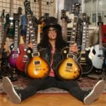 Slash T-shirts banned at Guns and Roses gig