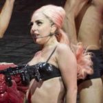 Lady Gaga removes the 'machine-gun bra' costume from tour after ongoing criticism