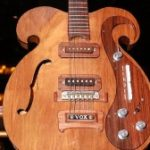 Rare John Lennon guitar goes to auction